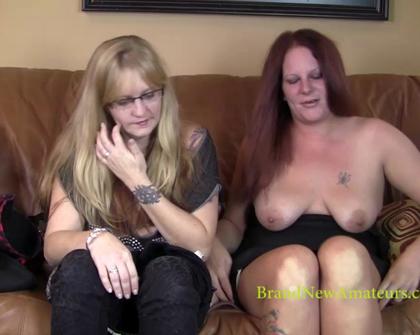 BrandNewAmateurs - Faith And Stacy
