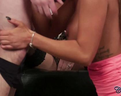 CumPerfection - Roxi Keogh And Roxxy Lea Sharing My Boyfriend