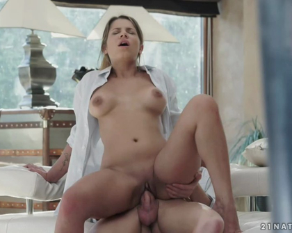 21Naturals - Angel Rivas Time For A Passionate Break