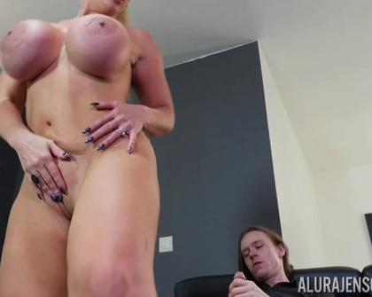PornstarPlatinum - Alura Jenson Personal Fuck Toy