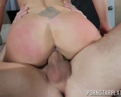 PornstarPlatinum - Blaten Lee Massive Cock For A Petite Figure