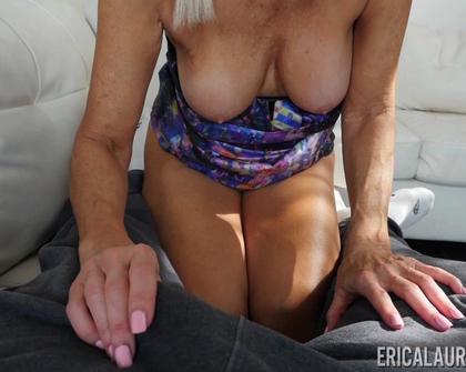 PornstarPlatinum - Erica Lauren Handjob Relief
