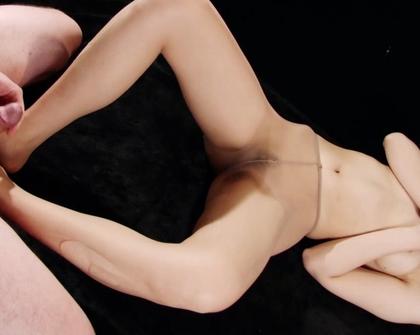LegsJapan - Saori Hirako 6 Pantyhose Rip and Rub