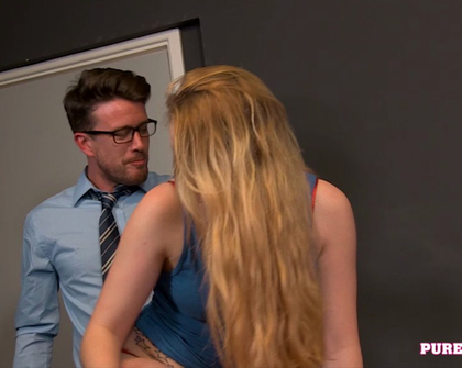 PureXXXFilms - Anna Darling Banging The New Girl Hd