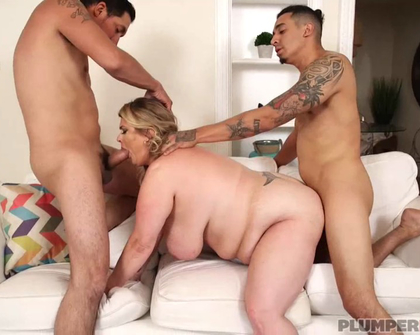 PlumperPass - Kimmie Kaboom Tag Teaming Kimmie
