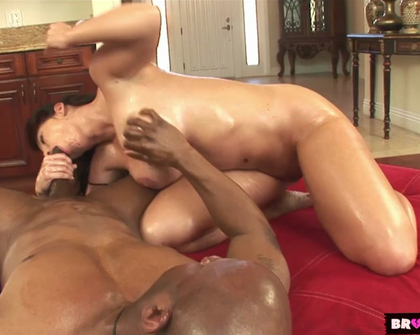 BrokenTeens - Devlin Kelly Divine - Busty milf screwed by a big black dick