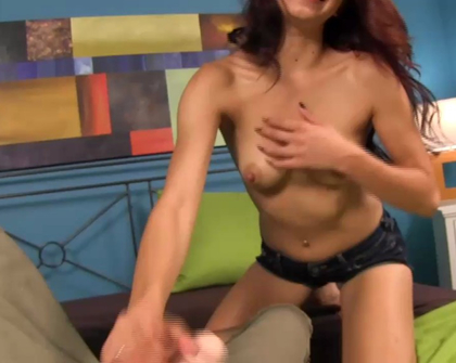 Taboo Handjobs - Are my boobies too small- - BONUS VIDEO