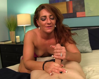 Taboo Handjobs - I knew you would be open to this