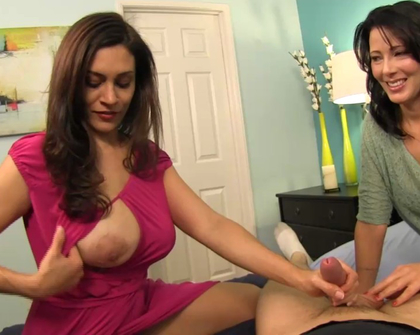 Taboo Handjobs - I know you want new pussy