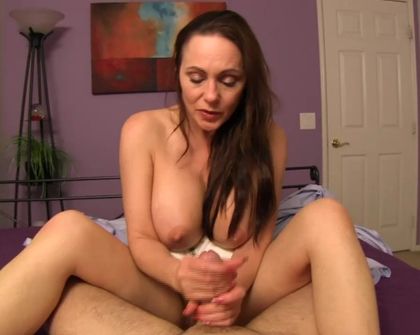 Taboo Handjobs - I would rather have your cock