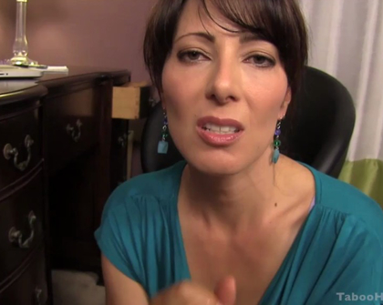 Taboo Handjobs - Step-Mom jerks me off again