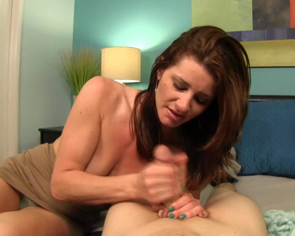 Taboo Handjobs - We should take care of the tension