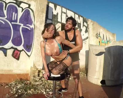 StreetSuckers - Betty Foxxx