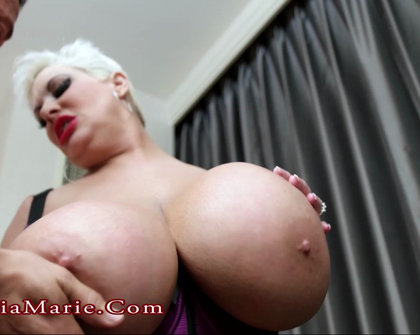 ClaudiaMarie - Thick Monster Jugs Whore