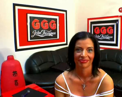 GermanGooGirls - Chessie Kay Tits And Sperm GERMAN