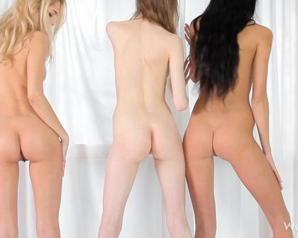 WowGirls - Gloria Jasmin Sasha V I A G R A