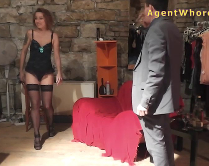 AgentWhore - Michaela Hau And The Manager