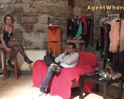 AgentWhore - Michaela Hau The Cute Youngster