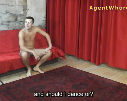 AgentWhore - Silvija Mel Subyes Female Agent Tessting Horny Guy