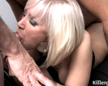 CumPartySluts - Karlie Simone A Hot Blonde Party Slut