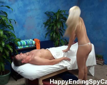 HappyEndingSpyCam - Macy Hesc
