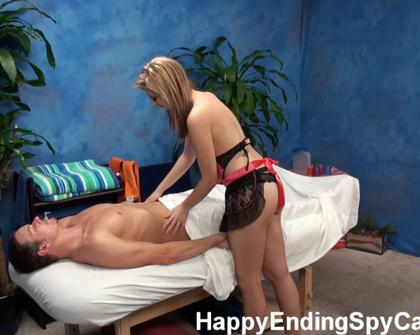 HappyEndingSpyCam - Molly Hesp