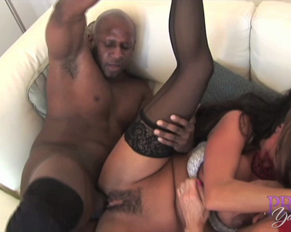 PrinceYahshua - Threesome With Ariella Ferrera And Deauxma