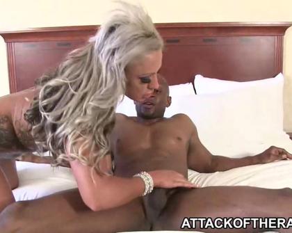 AttackOfTheRack - Carmen Jay