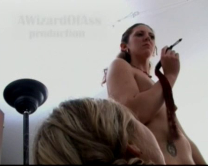 AWizardOfAss - The SM Debutante And The Pain Slut