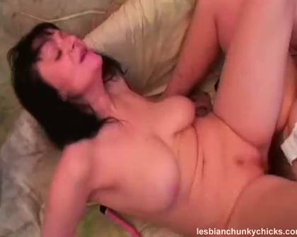 LesbianChunkyChicks - Granny Lesbian Club 5 5