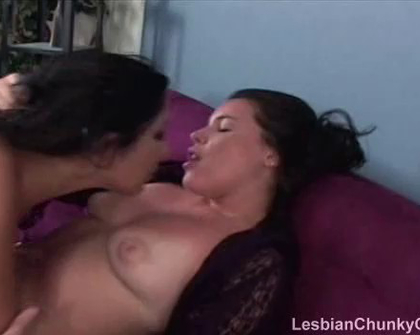 LesbianChunkyChicks - Lesbian Chunky Chicks 13 Frankie And Eve