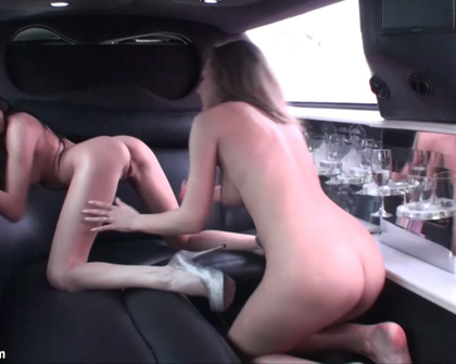 LolLesbians - Limo 1 Down 2