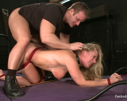 FuckedAndBound - Painful Intimacy