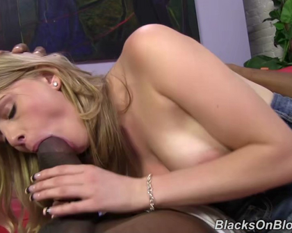 BlacksOnBlondes - Allie James