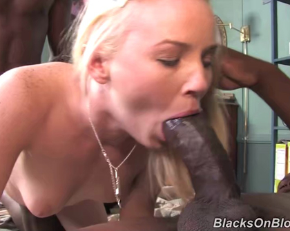 BlacksOnBlondes - Candi Summers