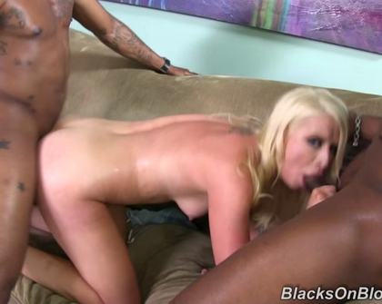 BlacksOnBlondes - Kristen Jordan 2