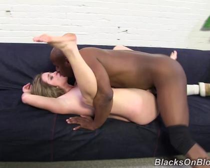 BlacksOnBlondes - Sierra Sanders