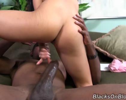 BlacksOnBlondes - Cindy Starfall
