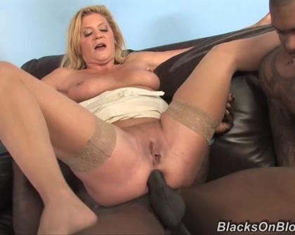 BlacksOnBlondes - Ginger Lynn