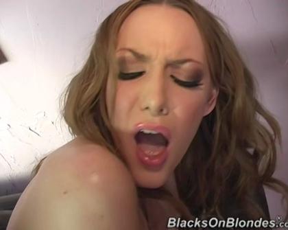 BlacksOnBlondes - Audrey Elson