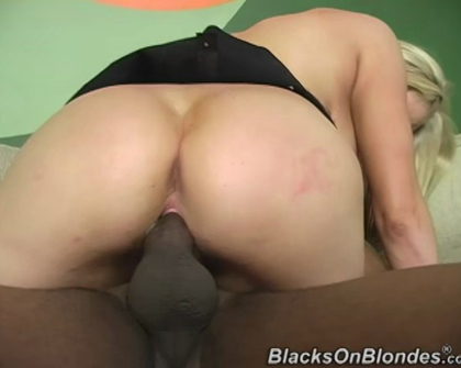 BlacksOnBlondes - Cassady Blue