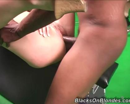 BlacksOnBlondes - Samantha Roxx
