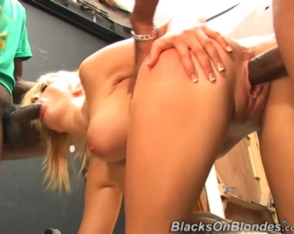 BlacksOnBlondes - Stacy Thorn
