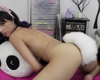 Manyvids - Kitty Kat Luna - Kitten Play