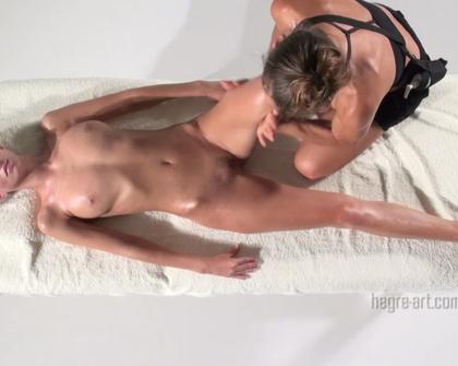 Hegre - Blissful Body Massage