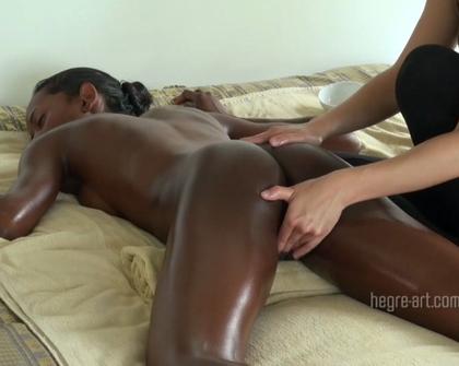 Hegre - Erotic Bed Massage