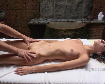 hegre art male female naturist massage