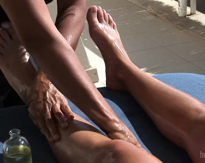 Hegre - Massage Under The Spanish Sun
