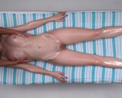 Hegre - Seductive Sensual Massage