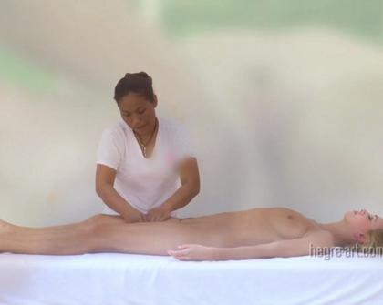 Hegre - Tropical Touch Massage
